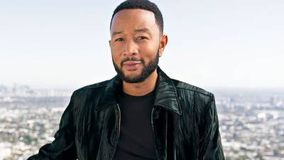 """John Legend remembers begging """"my parents to give me piano lessons when I was four years old"""""""